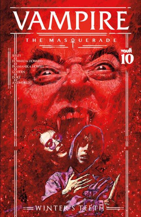 Vampire The Masquerade - Winter's Teeth #10