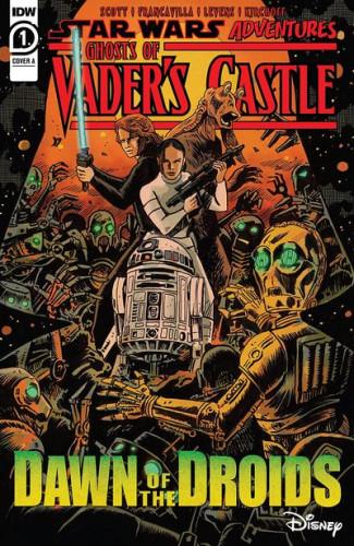 Star Wars Adventures - Ghosts of Vader's Castle #1