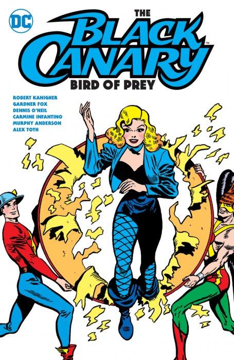 The Black Canary - Bird of Prey #1 - HC