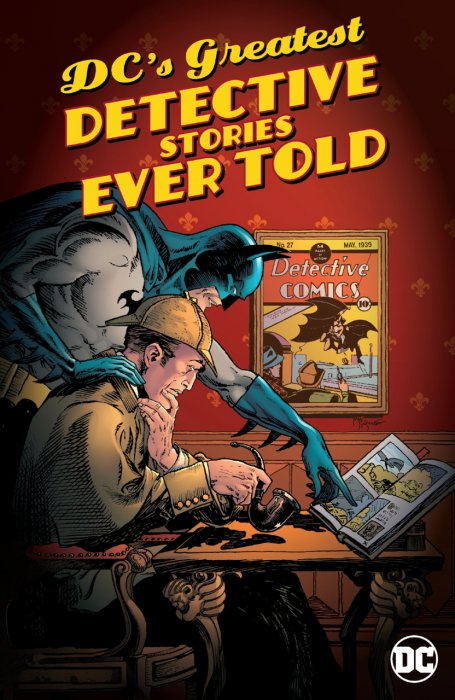 DC's Greatest Detective Stories Ever Told  #1 - TPB