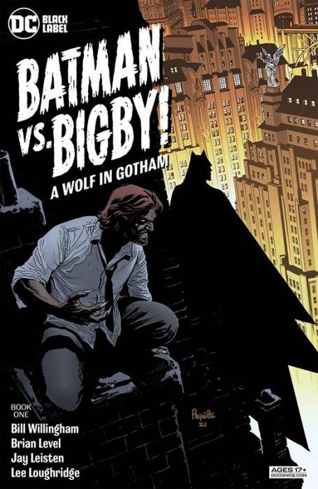 Batman vs Bigby! - A Wolf In Gotham #1