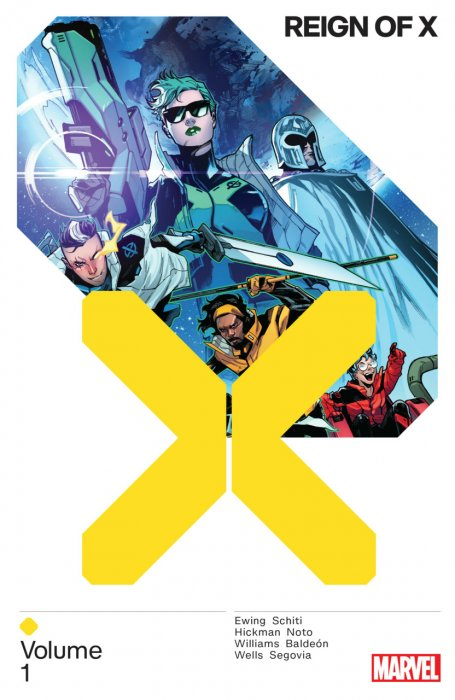 Reign Of X Vol.1-3 Complete