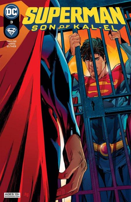 Superman - Son Of Kal-El #3