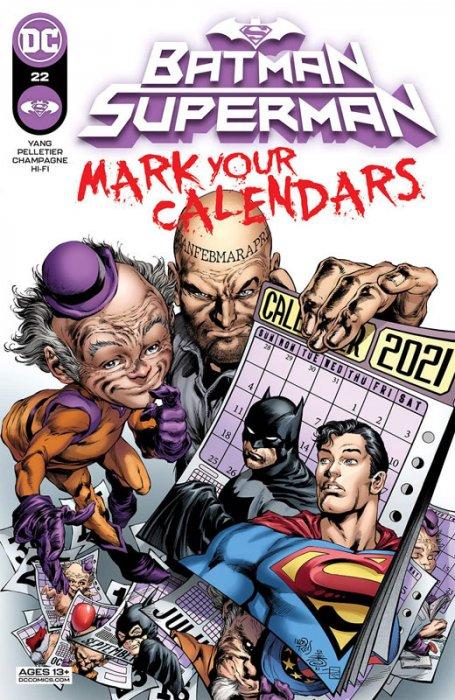 Batman - Superman #22