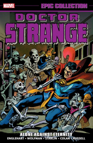 Doctor Strange Epic Collection Vol.4 - Alone Against Eternity