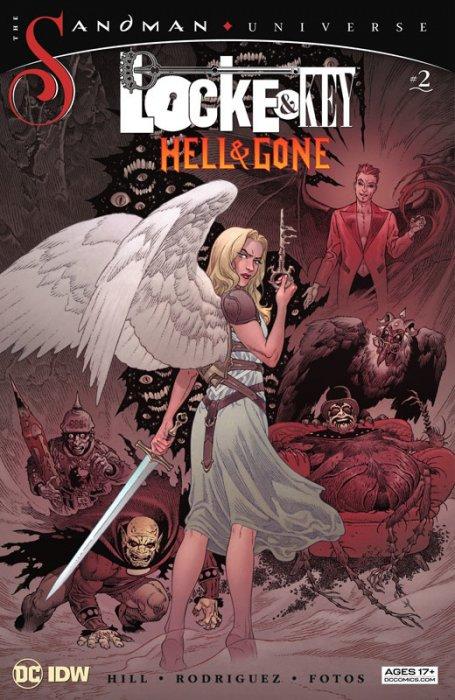 Locke & Key - Sandman - Hell & Gone #2