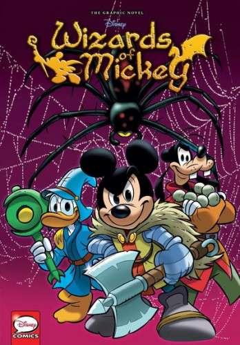Wizards of Mickey Vol.4