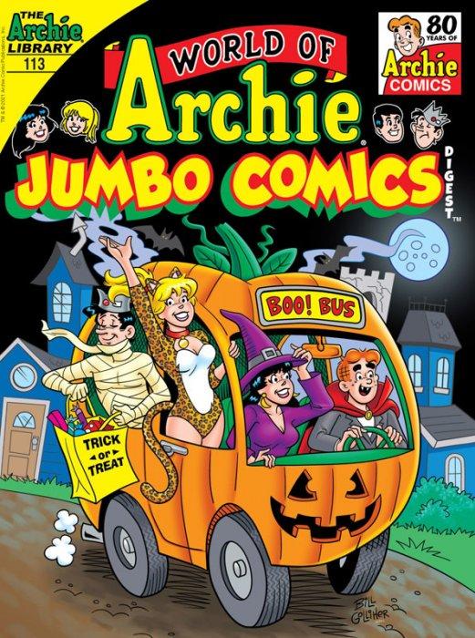 World of Archie Comics Double Digest #113