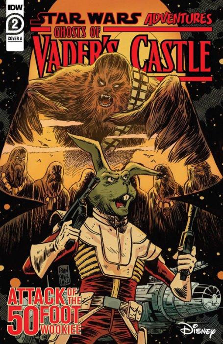 Star Wars Adventures - Ghosts of Vader's Castle #2