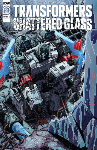 Transformers - Shattered Glass #2