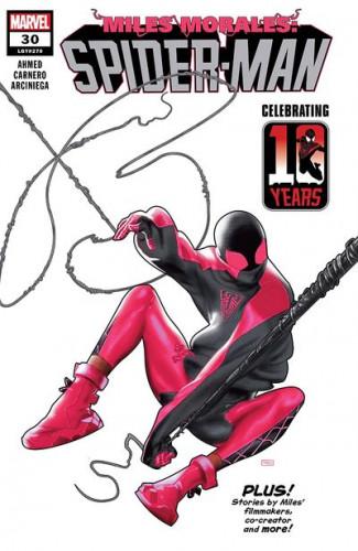 Miles Morales - Spider-Man #30