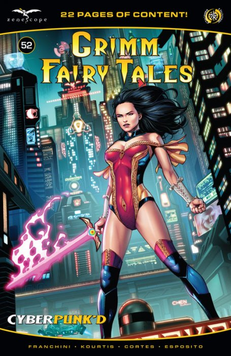 Grimm Fairy Tales Vol.2 #52
