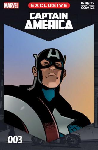 Captain America - Infinity Comic #3-4