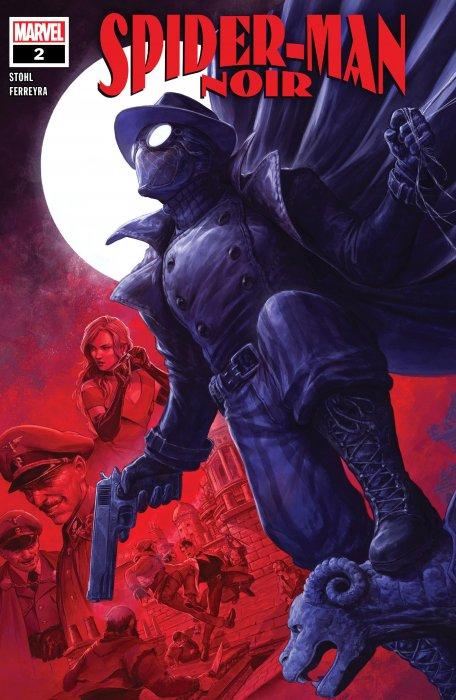 Spider-Man Noir - Twilight In Babylon #1 - TPB