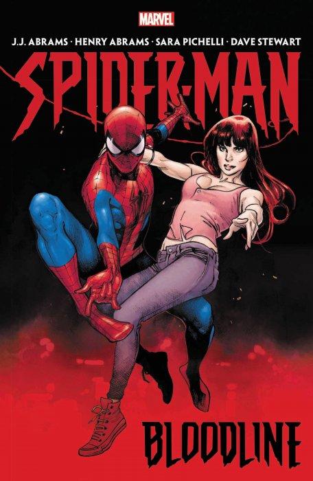 Spider-Man - Bloodline #1 - TPB