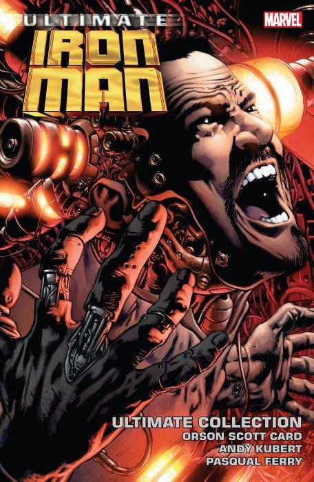 Ultimate Comics Iron Man - Ultimate Collection #1 - TPB