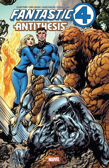 Fantastic Four - Antithesis #1 - TPB