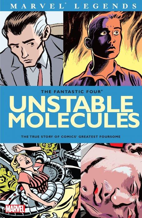 Fantastic Four - Unstable Molecules #1 - TPB