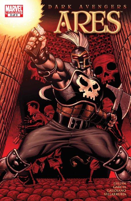 Dark Avengers - Ares #1 - TPB
