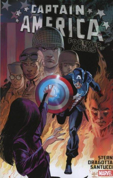 Captain America - Forever Allies #1 - TPB