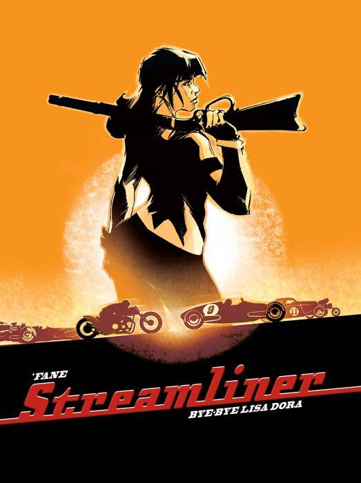 Streamliner - Bye-Bye Lisa Dora #1 - HC