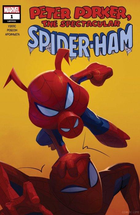 Spider-Ham - Aporkalypse Now #1 - TPB
