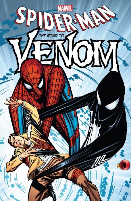 Spider-Man - The Road To Venom #1 - TPB