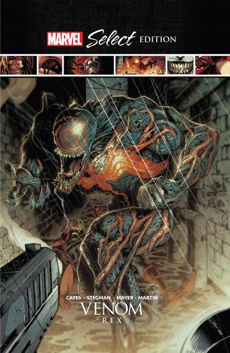 Venom - Rex Marvel Select #1 - HC