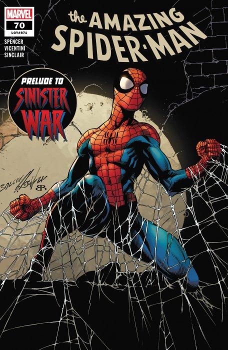 Spider-Man - Sinister War #1