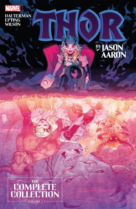 Thor by Jason Aaron - The Complete Collection Vol.3