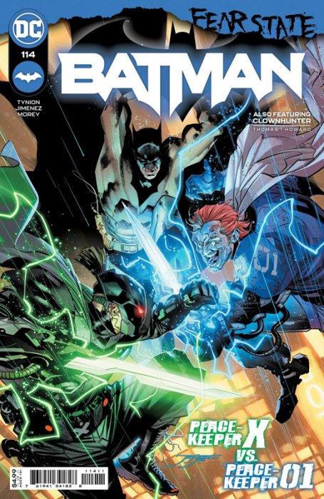 Batman Vol.3 #114