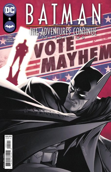 Batman - The Adventures Continue - Season Two #5