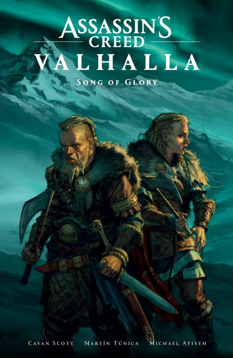 Assassin's Creed Valhalla - Song of Glory #1 - HC