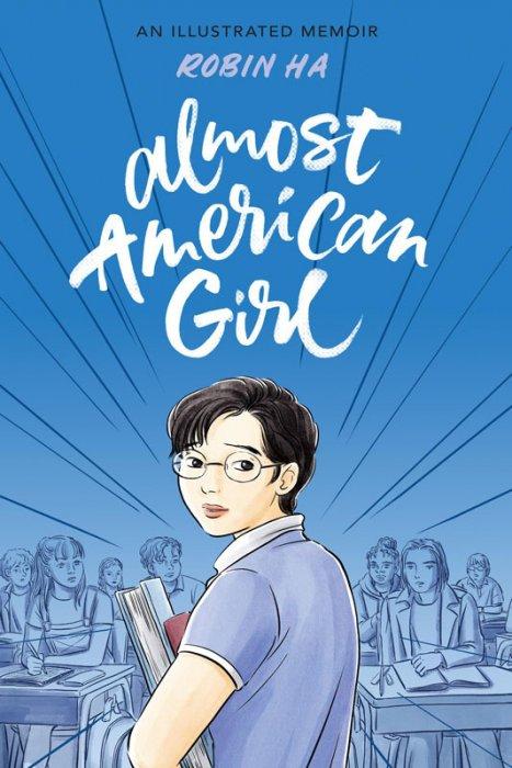 Almost American Girl - An Illustrated Memoir #1 - GN