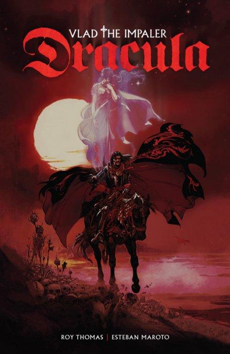 Dracula - Vlad the Impaler #1 - GN