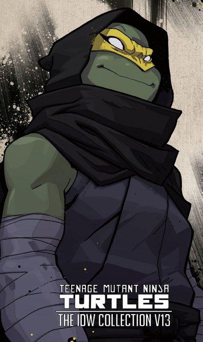 Teenage Mutant Ninja Turtles - The IDW Collection Vol.13