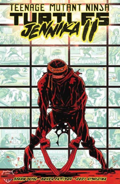 Teenage Mutant Ninja Turtles - Jennika II #1