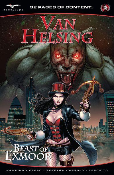 Van Helsing - Beast of Exmoor #1