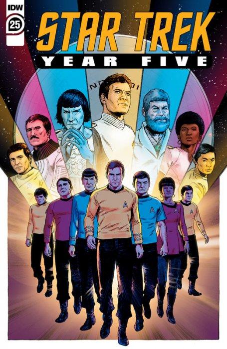 Star Trek - Year Five #25