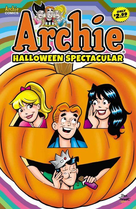 Archie Halloween Spectacular 2021 #1
