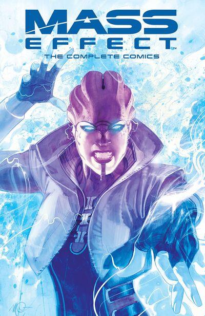 Mass Effect - The Complete Comics #1 - TPB