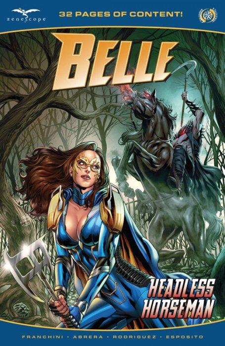 Belle - Headless Horseman #1