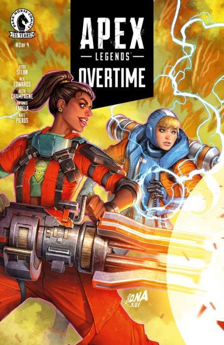 Apex Legends - Overtime #3
