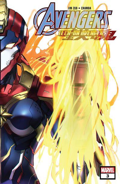 Avengers - Tech-On Avengers #3