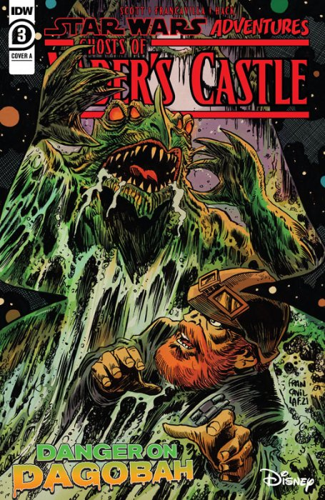 Star Wars Adventures - Ghosts of Vader's Castle #3