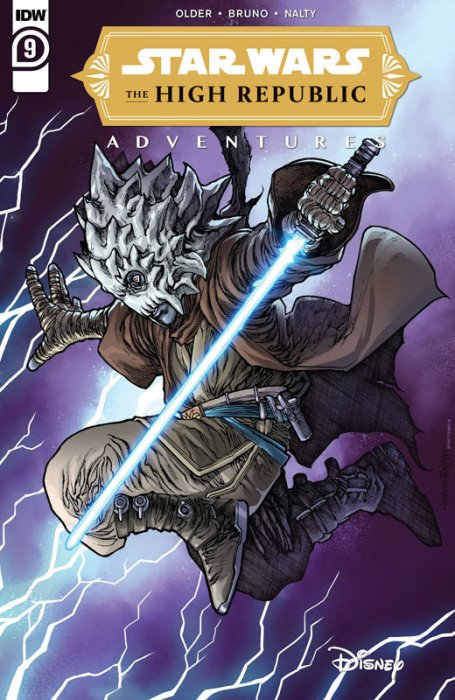 Star Wars - The High Republic Adventures #9