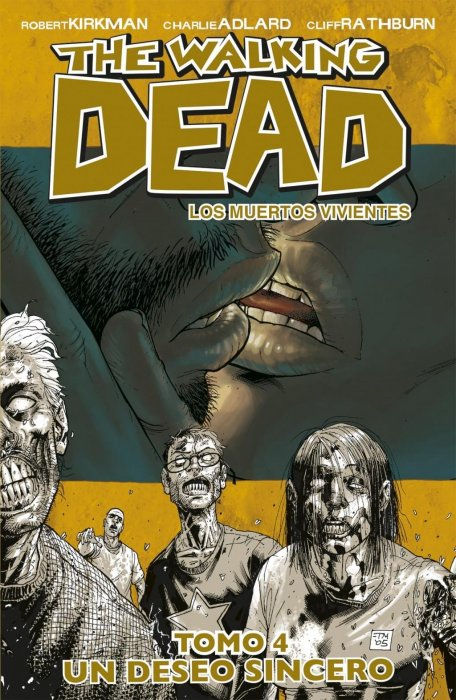 The Walking Dead Deluxe Vol.4 - The Heart's Desire