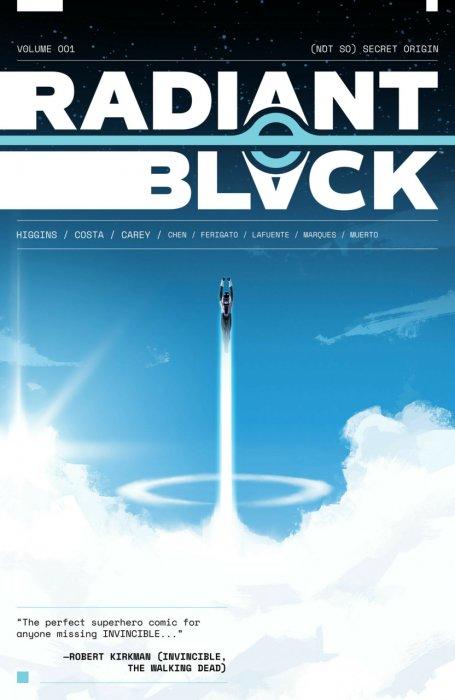 Radiant Black Vol.1 - (Not So) Secret Origin