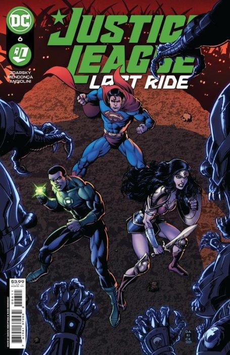 Justice League - Last Ride #6