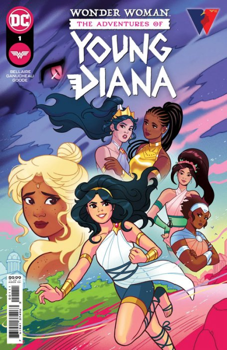 Wonder Woman - The Adventures of Young Diana Special #1